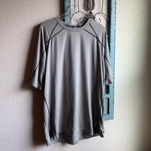 Grey Reebok T-shirt, size XL
